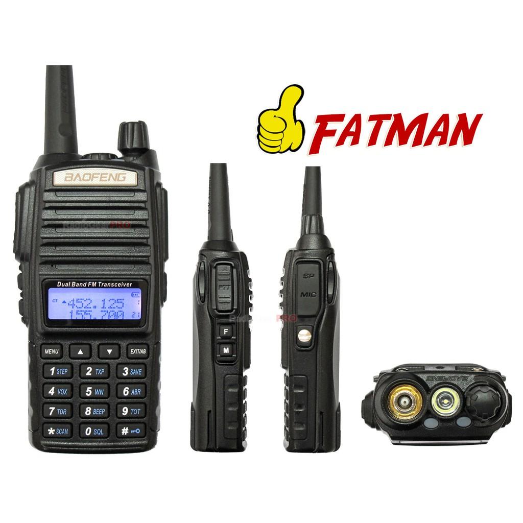 486c52160eaab Baofeng UV82 Free Earpiece Walkie Talkie Uv82 Radio VHF UHF Dual Band High  Power