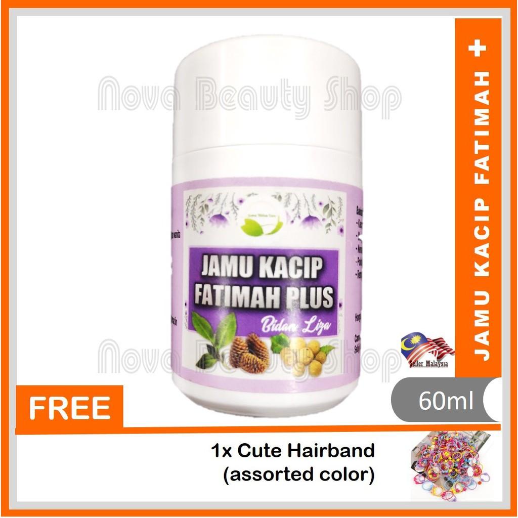 🌸 Jamu Kacip Fatimah Plus by Bidan Liza 🌸 30 biji