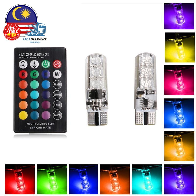 4x 50cm 5V USB RGB 5050 LED Fairy Strip Light TV Back Lighting Kit +24Key Remote | Shopee Malaysia