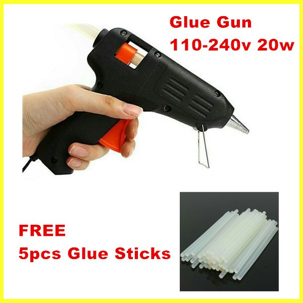 7mm 11mm Adhesive for Electric Heating Glue Gun Hot Melt Glue Stick Dia