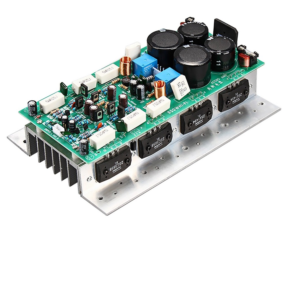 Circuit Amplifier Stereo Audio 2channel Subwoofer Amplifier Board