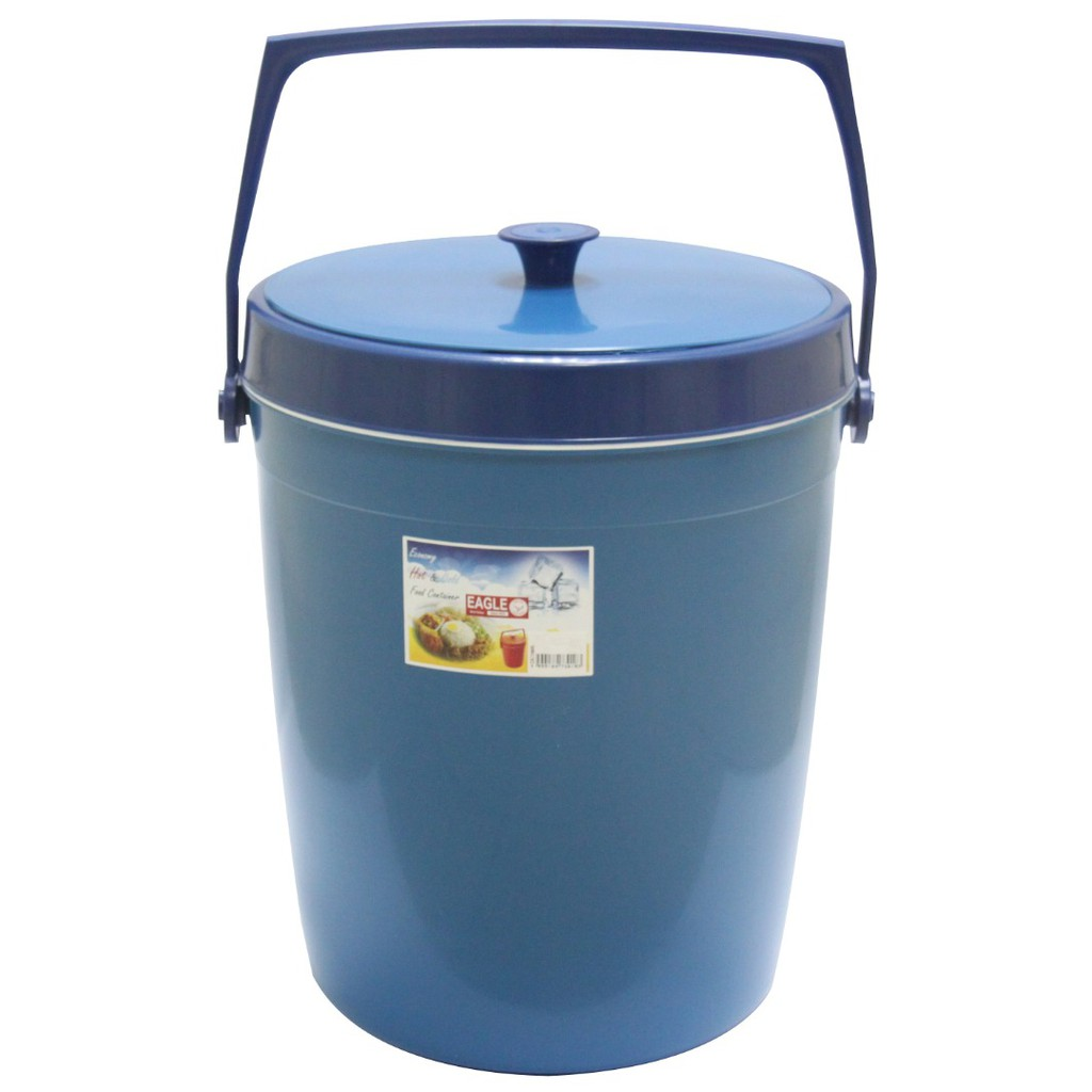 Eagle Plastic Ice Container Rice Bucket Ice Bucket 16 Litre Shopee Malaysia