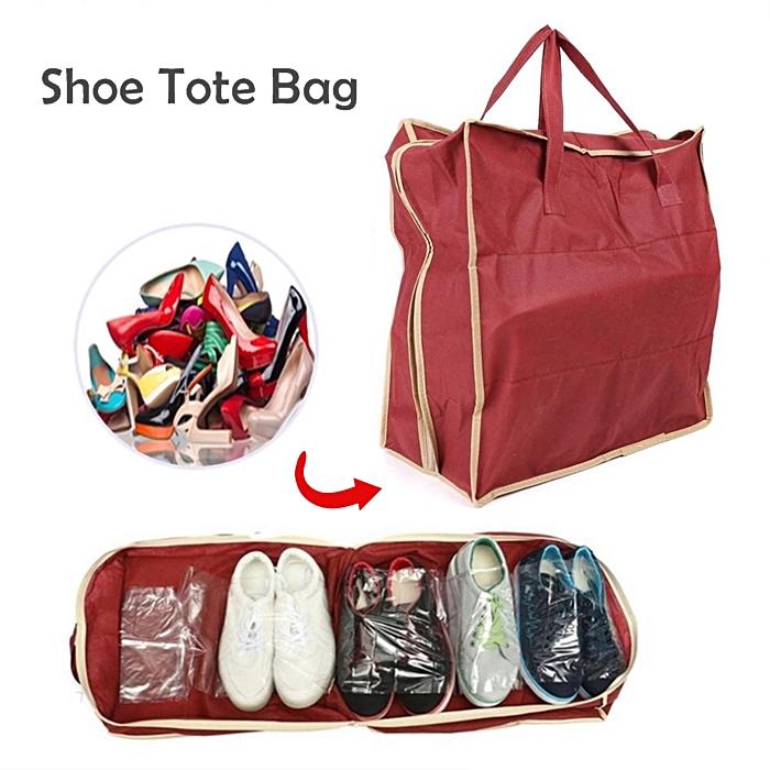 Shoe Storage Organizer Travel Waterproof Bag