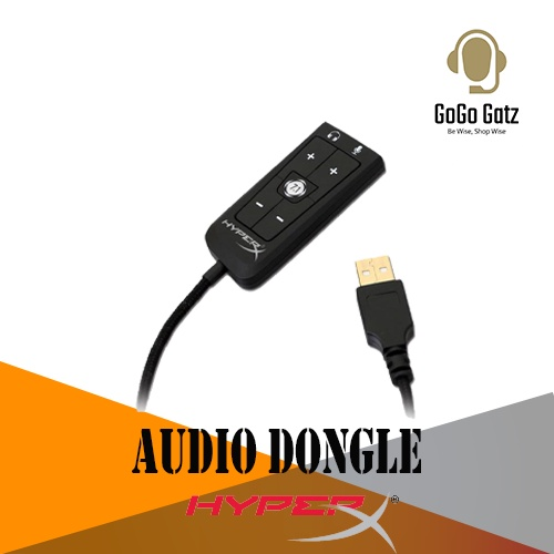 {HXS-HSDG1} HyperX Audio Dongle