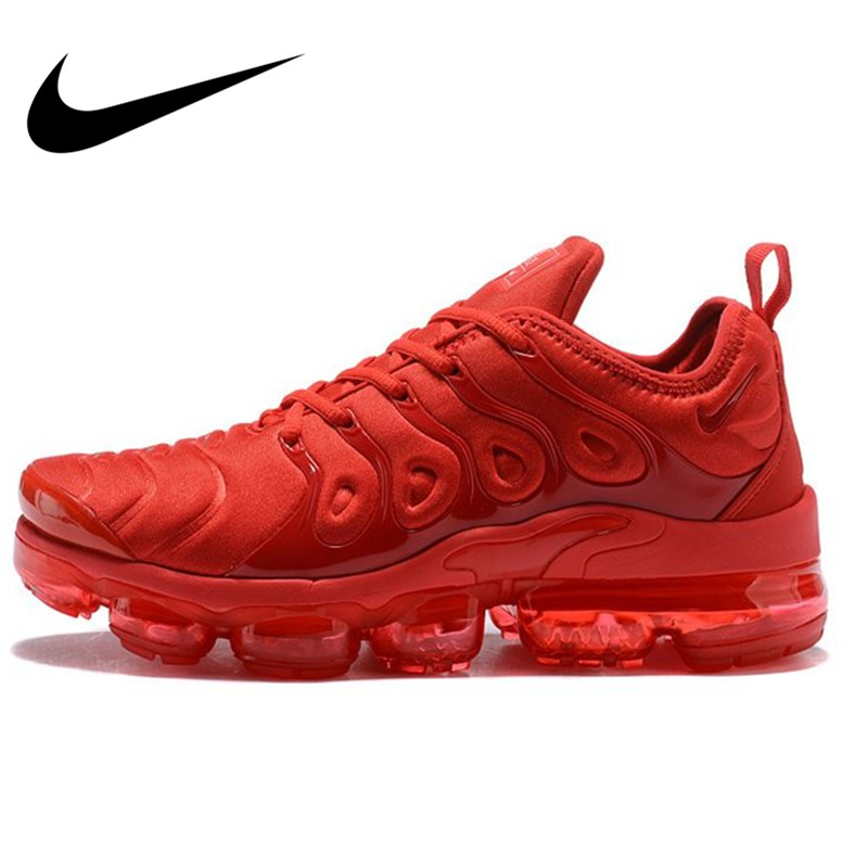undefeated x reliable quality order online 🔥Nike Air Vapormax Plus TN Triple Red Shoes 🔥 Men & Women sports ...