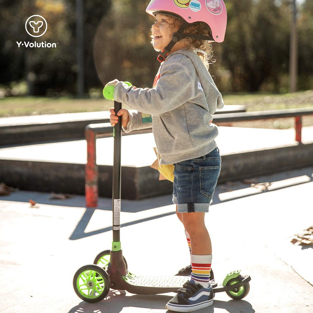 Sports Outdoors Scooters Yvolution Childrens Y Kids Y