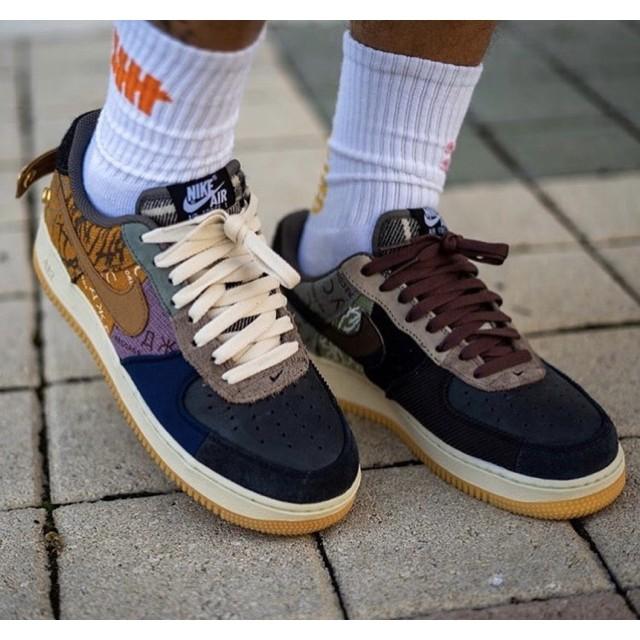 best shoes buy popular on sale Travis Scott X Nike Air Force 1 Low Zipper