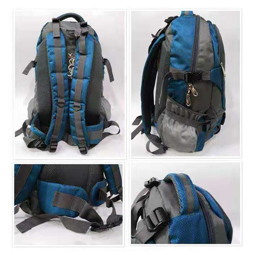 Masster Outdoor Travel Nylon Backpack Hiking Bag 99267HK