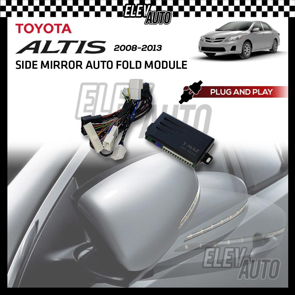 Side Mirror Auto Fold with Buzzer Toyota Altis 2008-2013