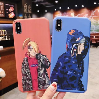 5cf90528fc2 iphone 6 6s 7 8 Plus X Xs XR Max Fashion Luminous Hard Case Cover for Boys  | Shopee Malaysia