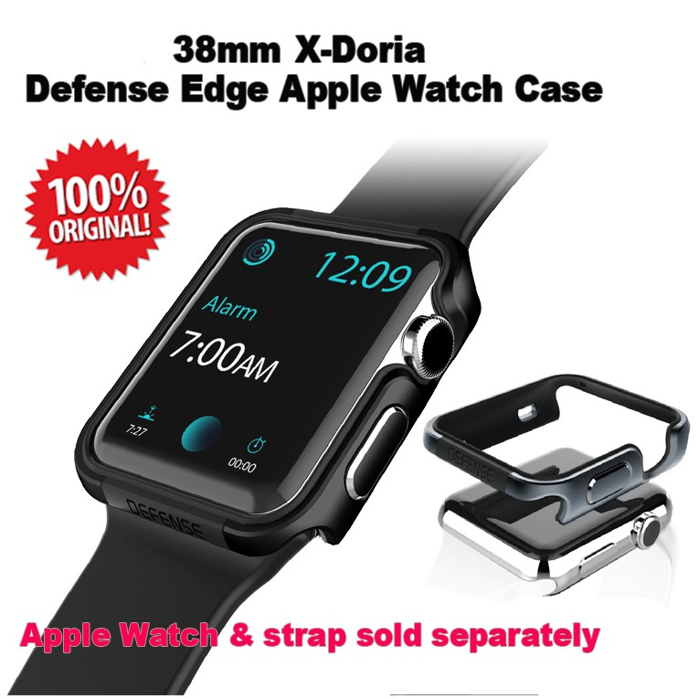 sneakers for cheap 68939 f0af7 Original X-Doria Defense Edge 38mm Apple Watch case (Strap & Watch not  Included)