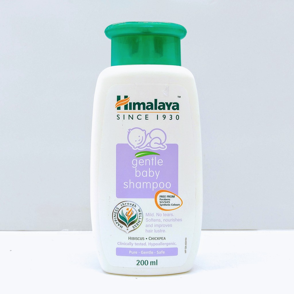 Himalaya Baby Gentle Shampoo 200ml (Exp21/01)