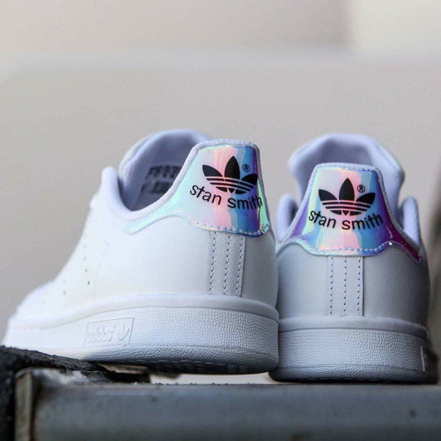 meilleur site web 09588 35552 Adidas Stan Smith Holographic
