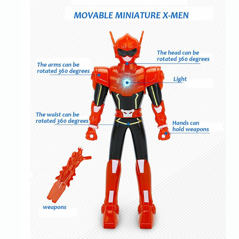 MiniForce Bolt Max Semi Lucy Action Figure mini force Gift Toy 2019