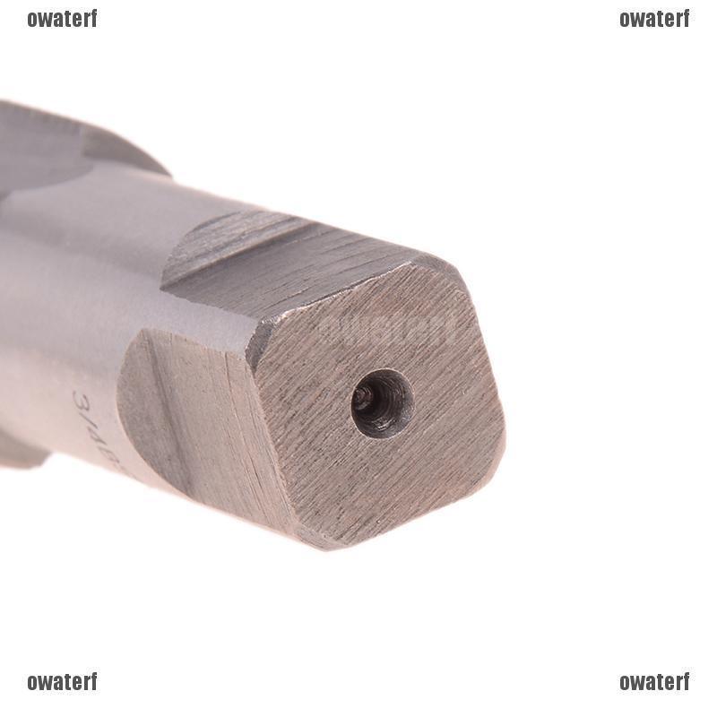 G1//8 1//4 3//8 1//2 3//4 HSS Taper Pipe Tap NPT Metal Screw Thread Cutting Tool HVts