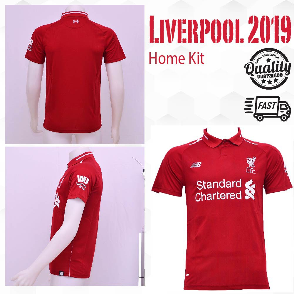 ba1ae91ffcf  READY STOCK  LIVERPOOL HOME 18-19 JERSEY soccer jersey football jersi
