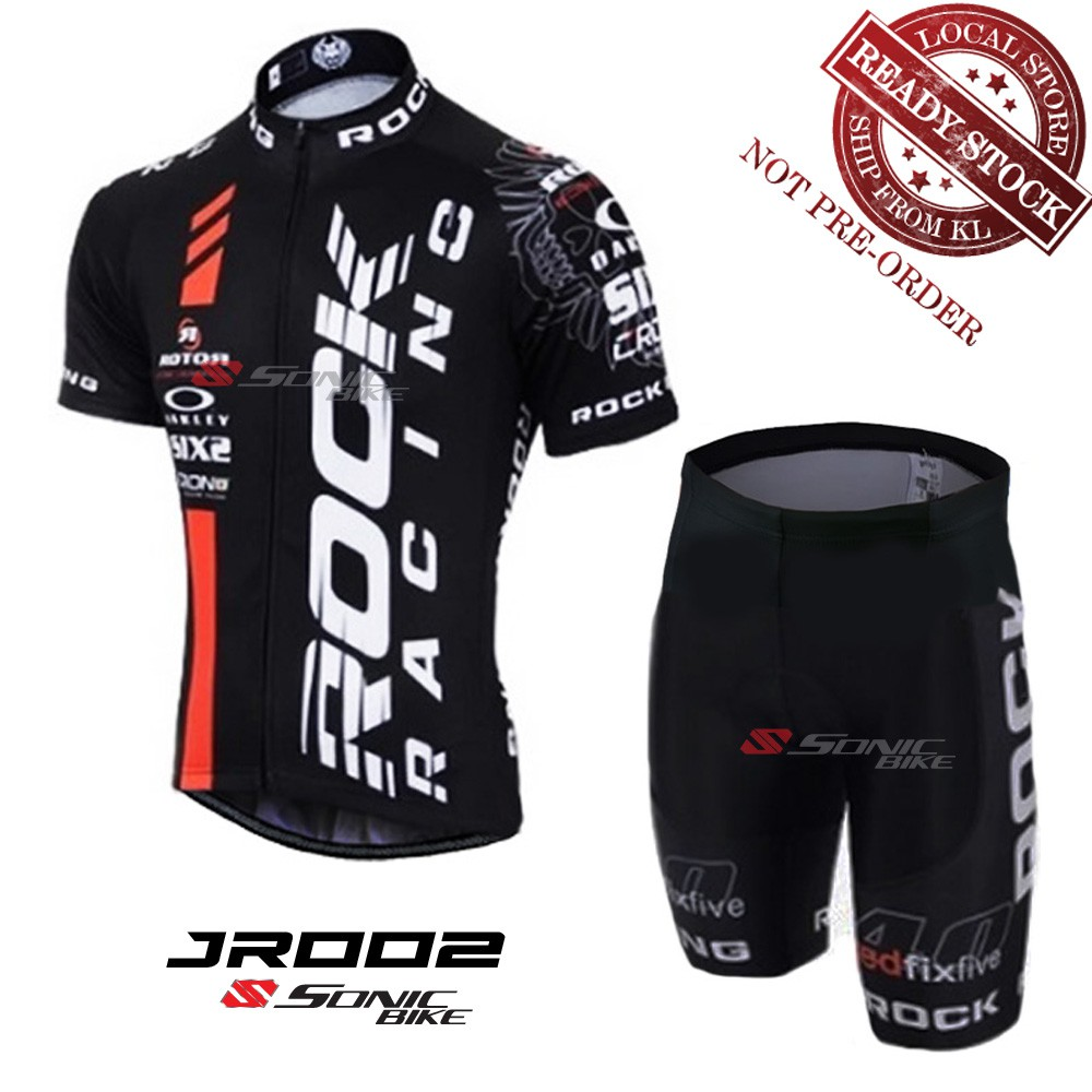 super popular 2a09f 8a87b STOCK CLEARANCE Rock Racing Cycling Jersey / Cycling Wear - JR002