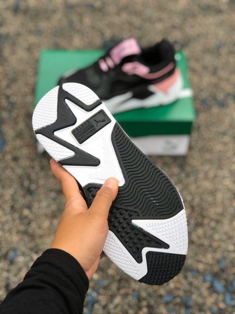 PUMA RS-X ROSEGOLD WOMEN RUNNING SPORTS SHOES SNEAKERS PREMIUM