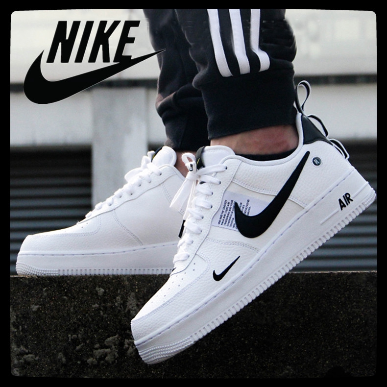 Ready Stock Hot Sale Nike Air Force 1 Utility Inspired Youth Men's Women's  Shoes Running Sneakers Sports Shoes   Shopee Malaysia