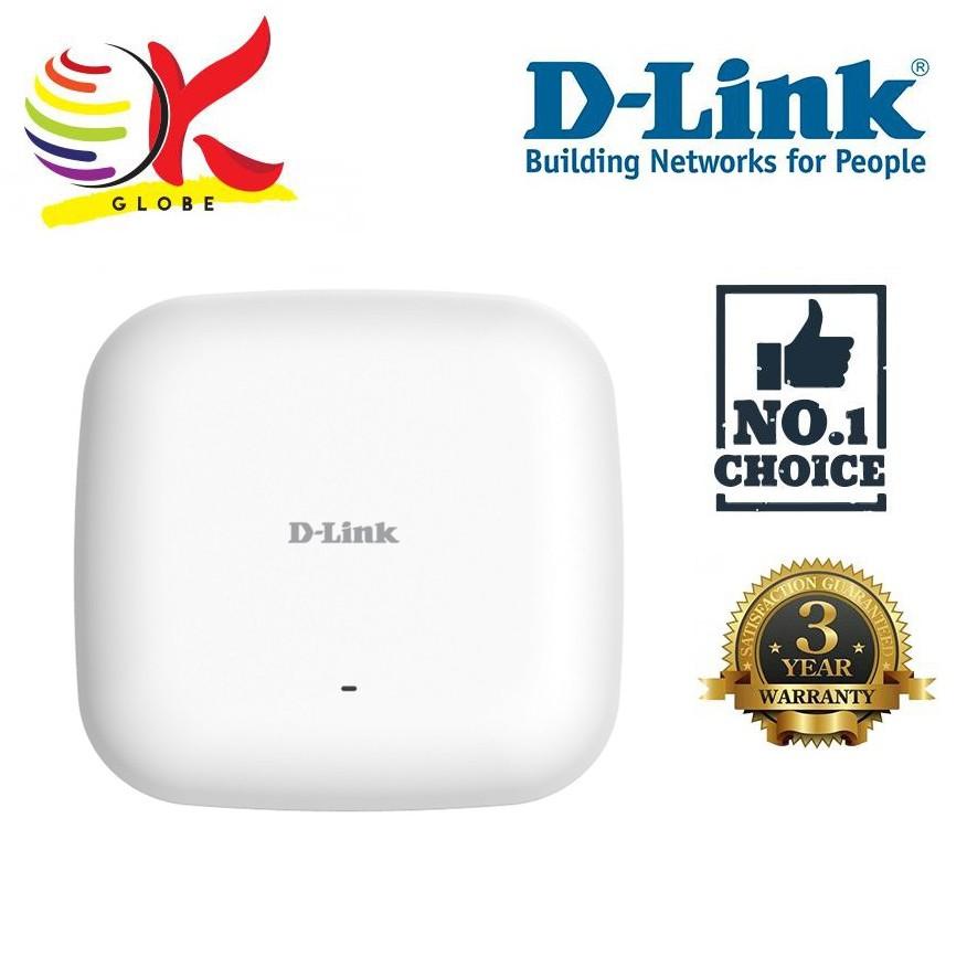 AP CEILING D-LINK GGB N300 DB AC1200 POE (DAP-2660)
