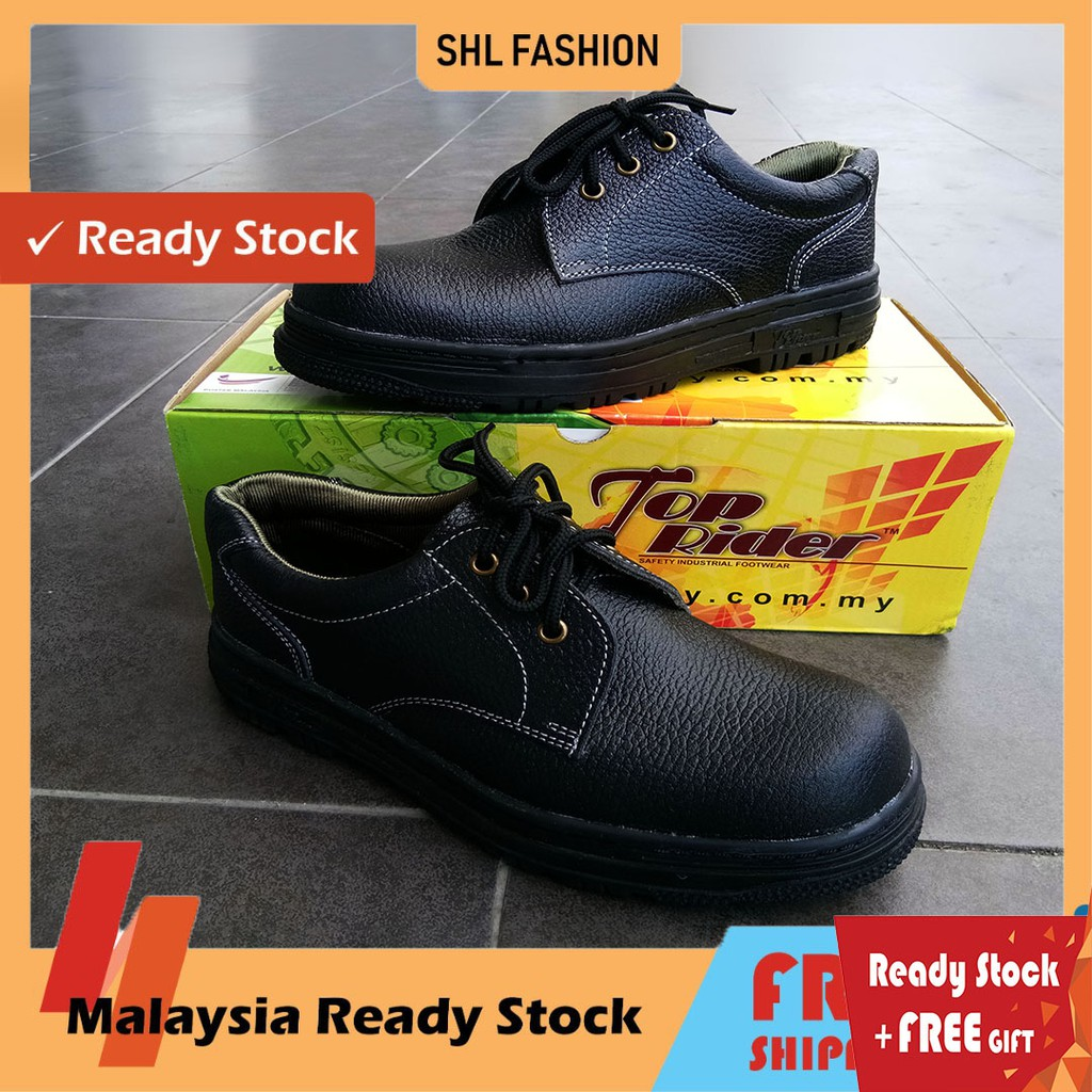 Top Rider Men Heavy Duty Series Safety Shoes-SHL 830