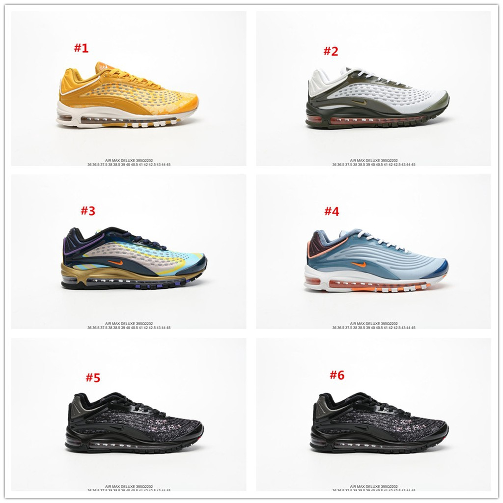nike air max deluxe fit