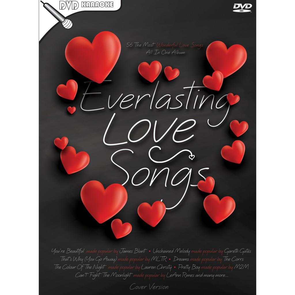 Everlasting Love Songs Karaoke (DVD)