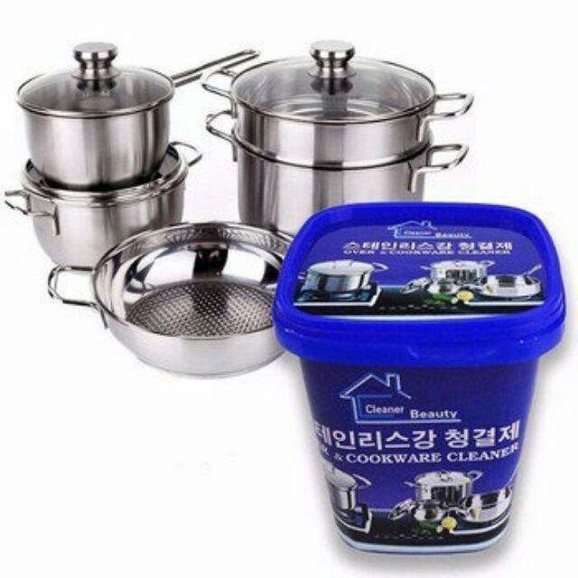 oven & cookware cleaner clean beauty (pembersih peralatan dapur)