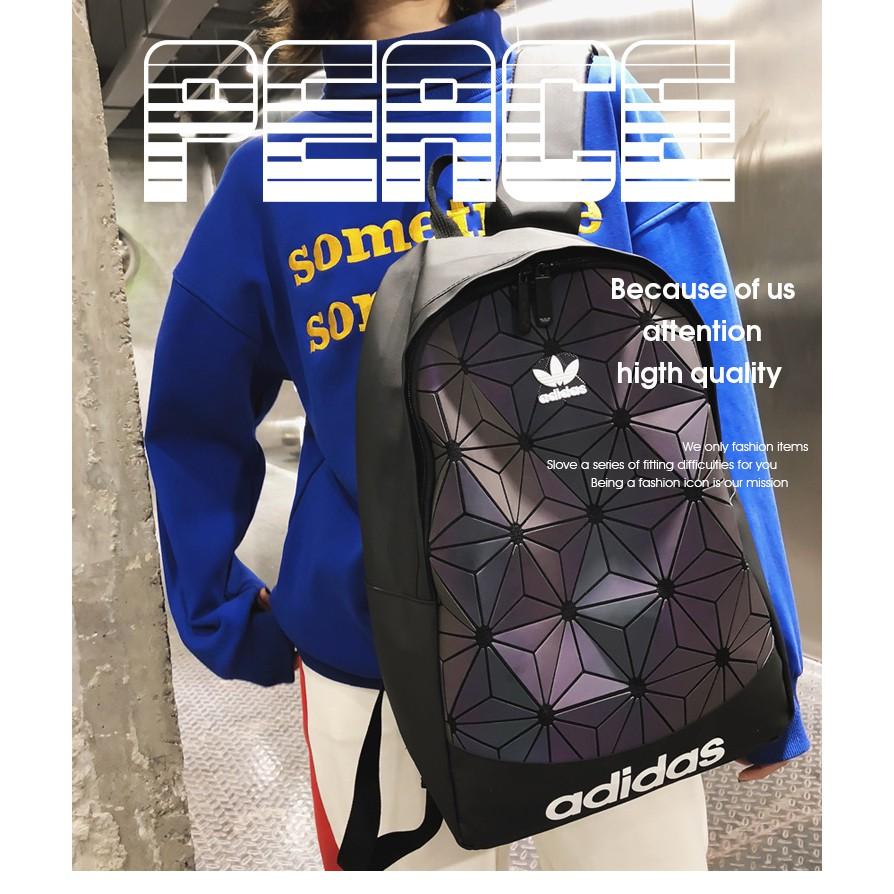 Adidas Originals 3 D Roll Top กระเป๋าเป้สะพายหลังขนาด 41 x 30 x 1