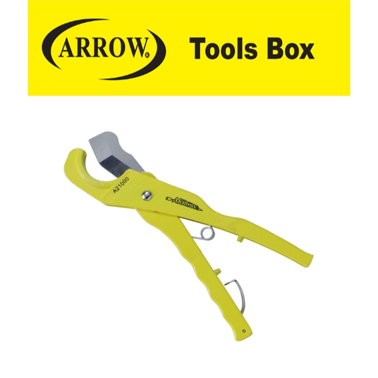 READY STOCK!!ARROW A21000 PVC PIPE CUTTER EASY USE SAFETY GOOD QUALITY MUDAH