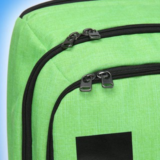 1753523671 ... Minecraft School Backpack Rucksack Waterproof Book Creeper Storage Bag  Sports. like  6