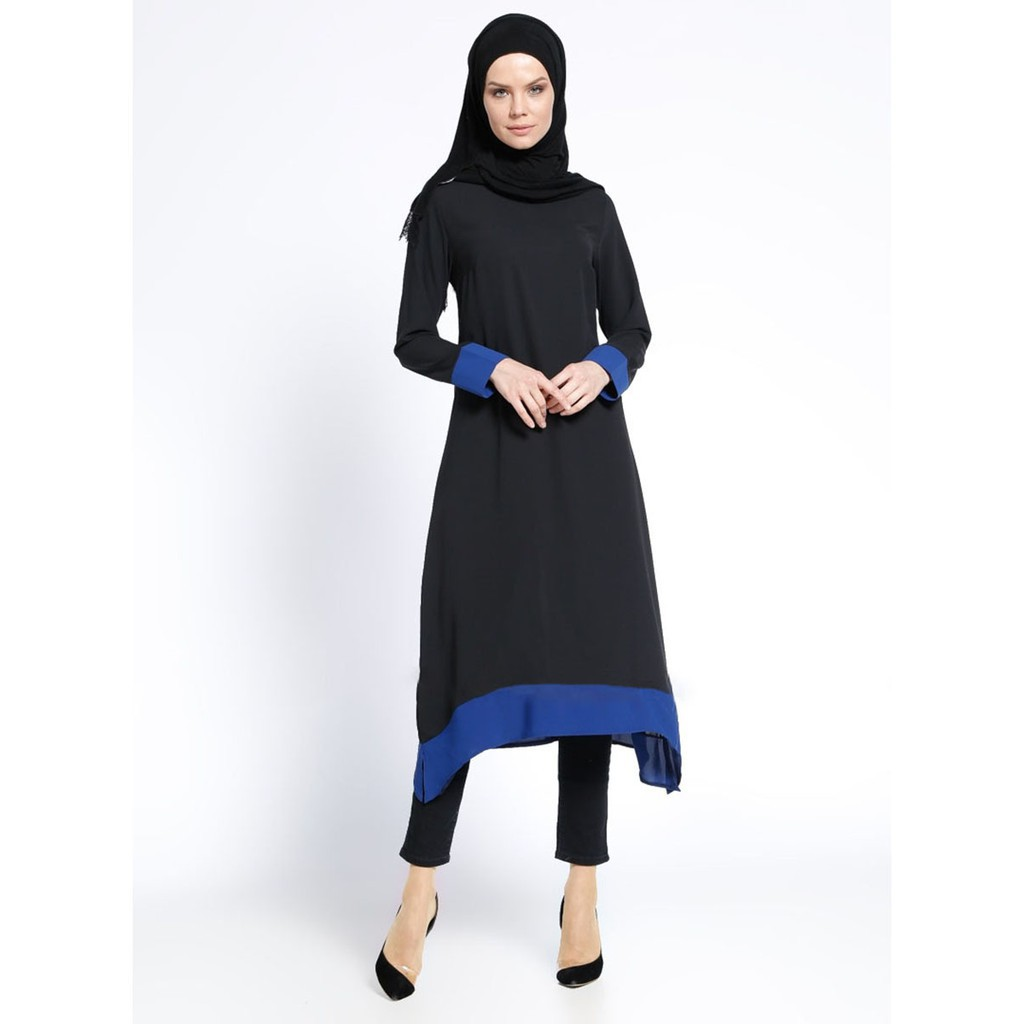 Long Skirt Muslimin Wear Online Shopping Sales And Promotions Kemeja Lavender Multicolor Shop At Velvet Muslim Fashion Sept 2018 Shopee Malaysia