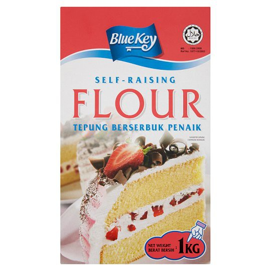 BLUE KEY SELF RAISING FLOUR
