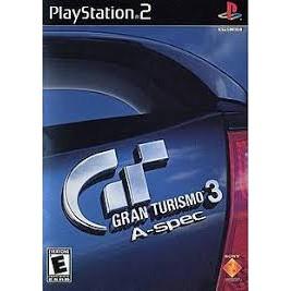 PS2  Gran Turismo 3 : A-Spec / Gran Turismo 4 / Turismo 4 Prologue / Concept : Tokyo-Geneva [Burning Disk]