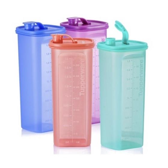 SALE (2 bottles Set) Tupperware Fridge Water Bottle (2L)