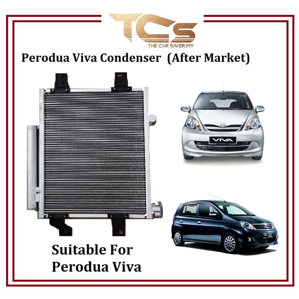 Perodua Viva Condenser  (After Market)