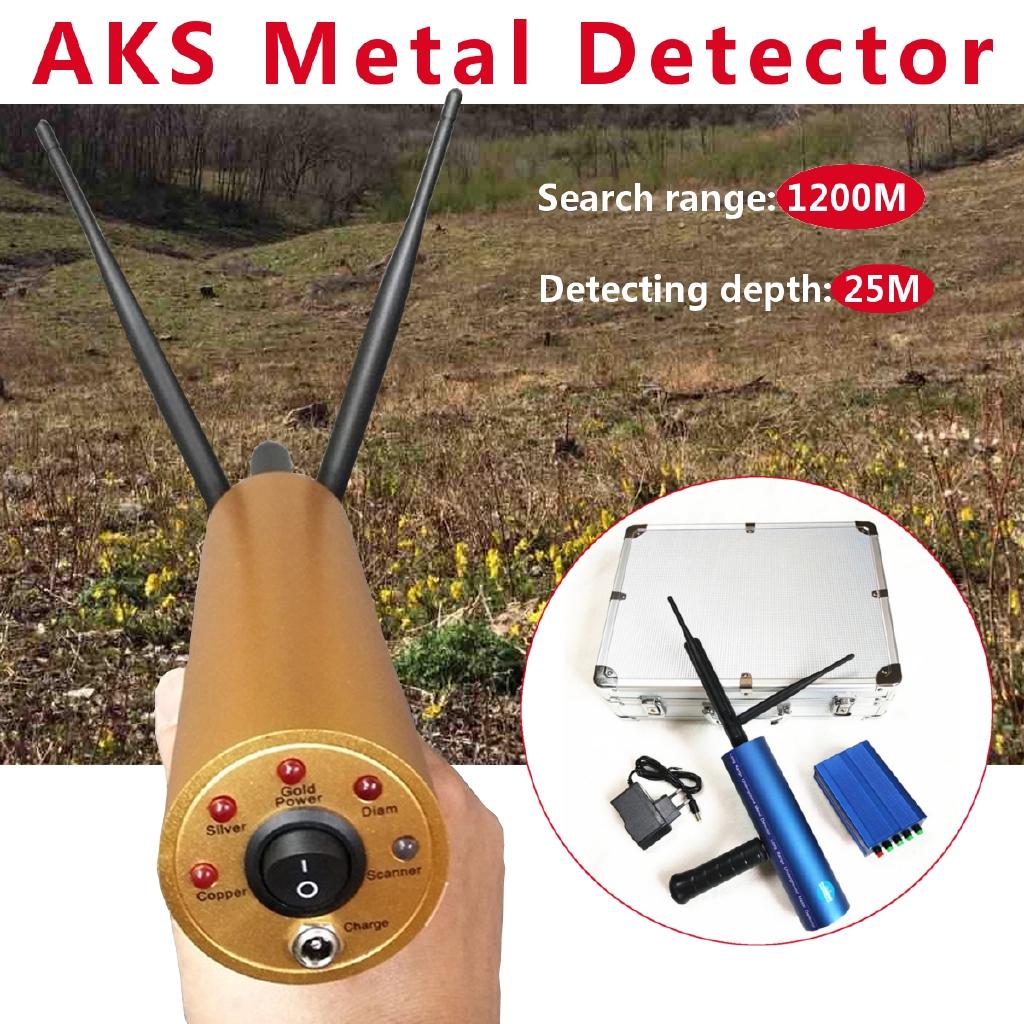 Aks 3d Professional Metal Gold Detector Long Range Diamond Shopee Malaysia