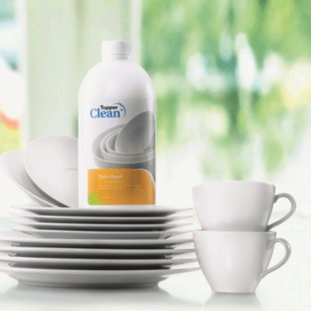 [READY STOCK] - Tupperware Dish Wash Concentrate 800ml - Sabun Cuci Pinggan