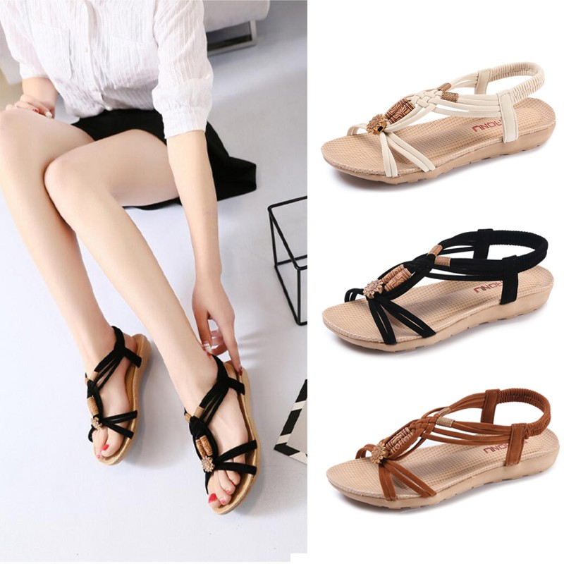 359f319f2 Ready Stock🌺🌾Korean Half Sandal Fashion Women Slipper Summer Casual Black  Shoe | Shopee Malaysia