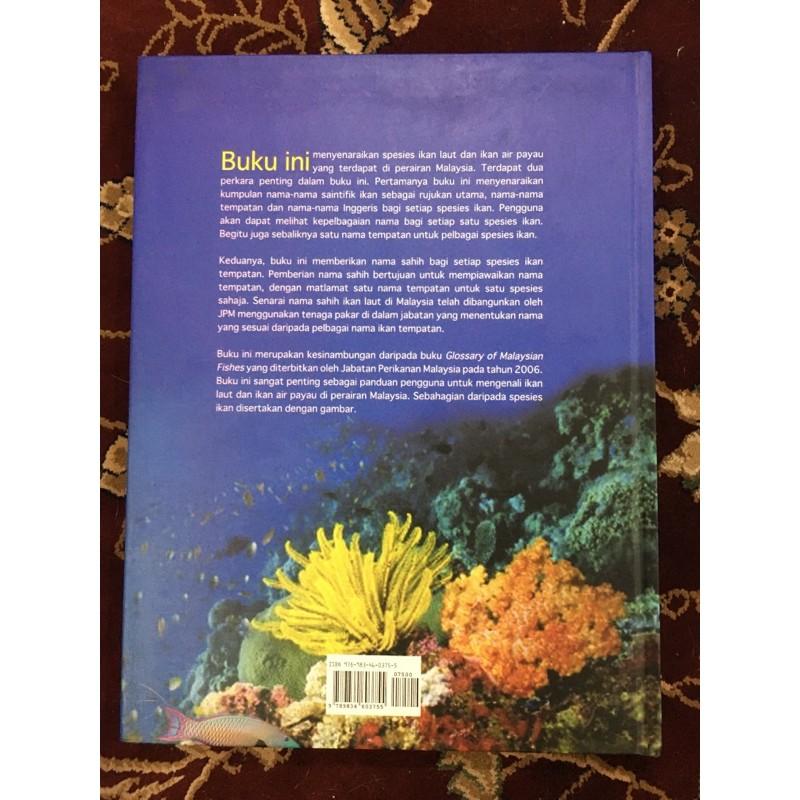 Ikan Laut Malaysia Glosari Nama Sahij Spesies Ikan Dbp Rak 130 Shopee Malaysia