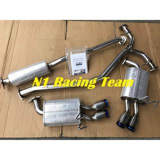 HKS Honda Civic FC 1 5 Turbo Catback Legal Muffler Exhaust System