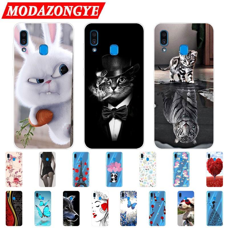 8639405200 Samsung Galaxy A20 Case Silicone TPU Phone Back Cover Galaxy A20 A 20 A205F  Case | Shopee Malaysia