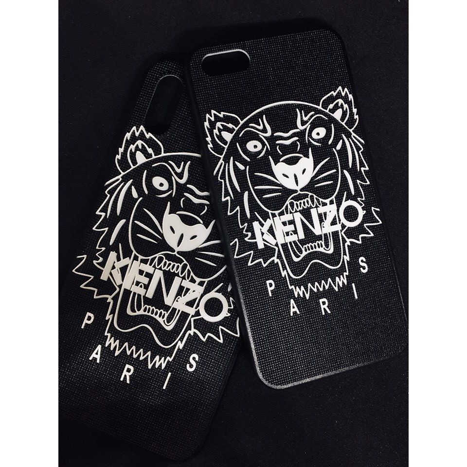 official photos a64fb 88cbe 【Ready Stock】Iphone 5/5S/SE/6/6+/6S+/7/7+/8/8+/X/10 Kenzo iPhone Case Casing