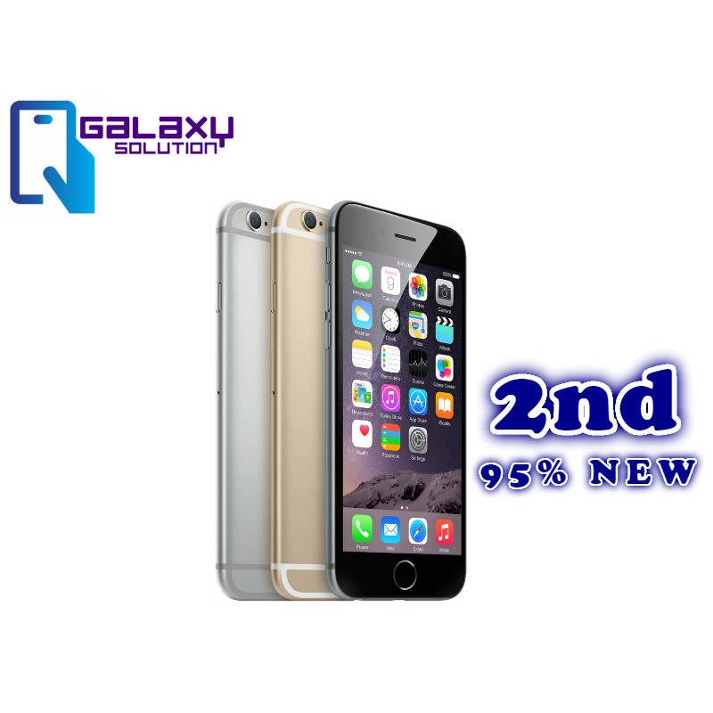 iphone 6 128gb 64gb 16gb original conditions second. Black Bedroom Furniture Sets. Home Design Ideas