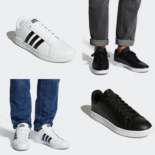 รองเท้าAdidas CFW M CasualShoe Advantage (