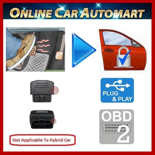 Honda Civic 16-17 Plug & Play OBD Foot Brake Auto Door Lock