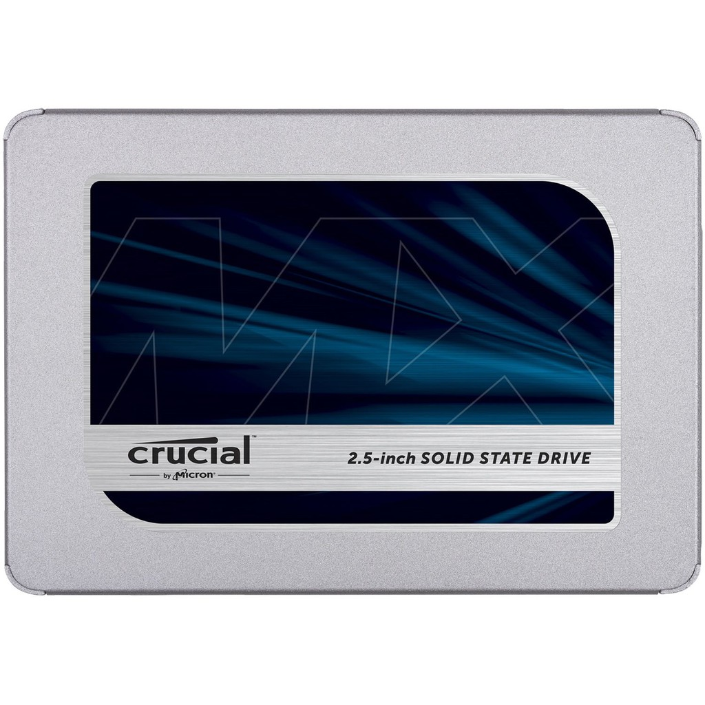 Crucial MX500 250GB 3D NAND SATA 6Gb/s 2.5 Inch Internal 7mm Solid State Drive