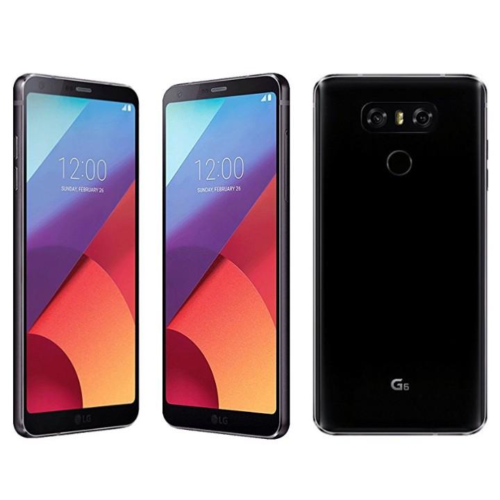 LG G6 ORIGINAL KOREA 64GB ROM 4GB RAM Demo display Demo set Black BOX Set ,1 Sim