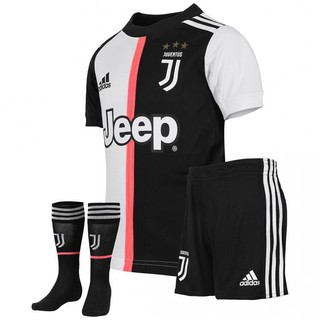 Top quality 201920 kids Juventus Home football soccer kit