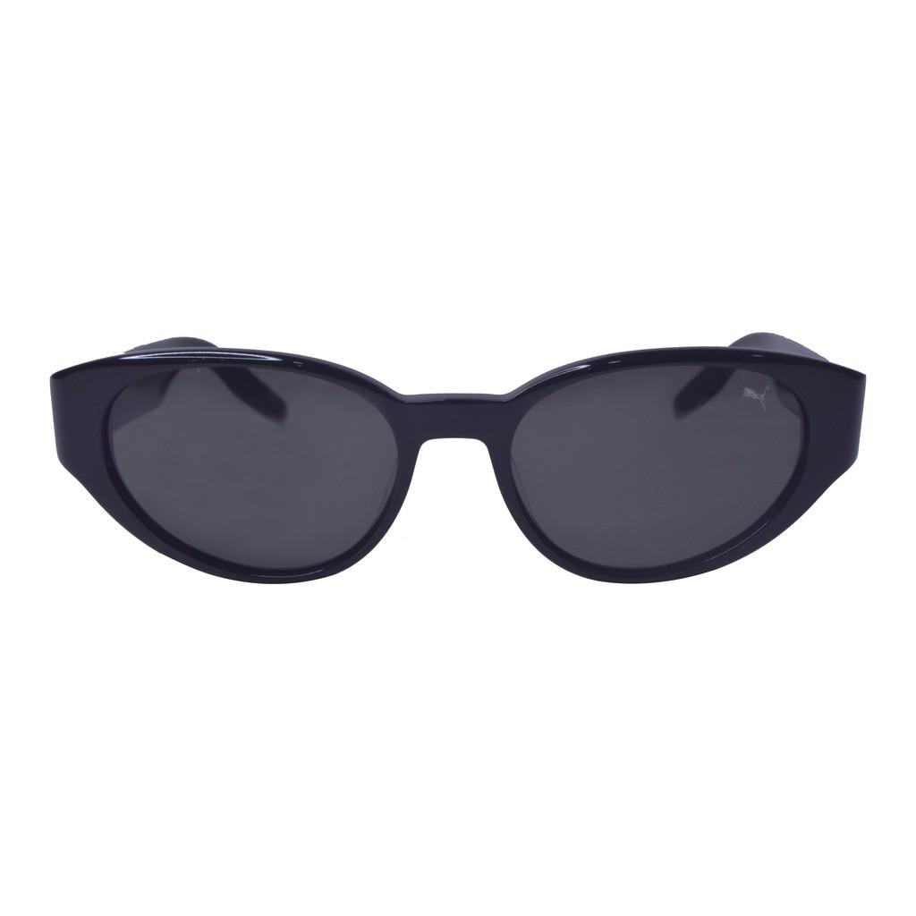 Puma Sunglasses - PU0228S-001 - Black & Smoke